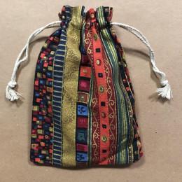 Мешочек для Таро в этническом стиле