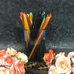 Свеча магическая восковая 15 см