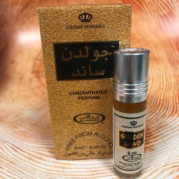 Арабские духи Золотой Песок