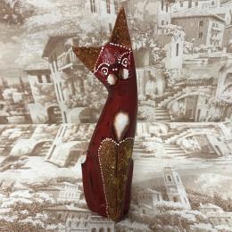 Индонезийский кот красный 25 см.