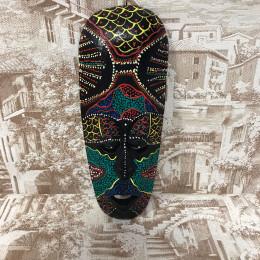 Индонезийская маска Орнамент