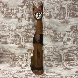 Индонезийский кот 99 см коричневый