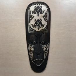 Маска из Индонезии Тотем