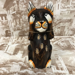 Индонезийский кот Милашка