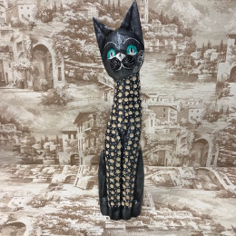 Индонезийский кот с пятнами 50 см