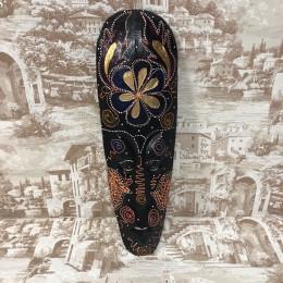 Индонезийская маска Цветок