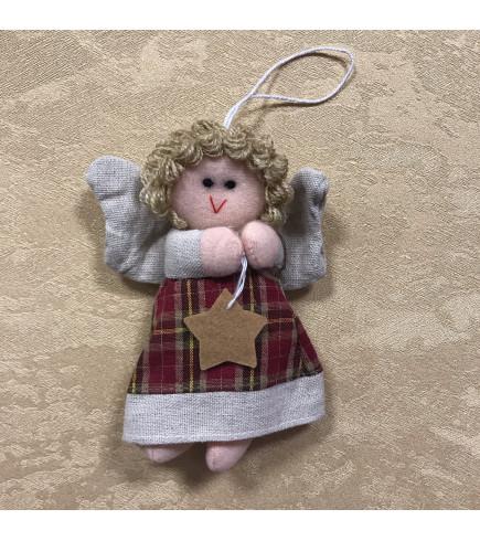 Кукла подвеска Ангел