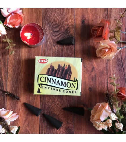Благовония Cinnamon конус