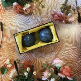 Каменные шары   d-4 см