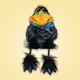 Копилка Ворона-моднявка