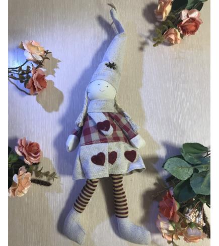 Кукла подвеска Человечек