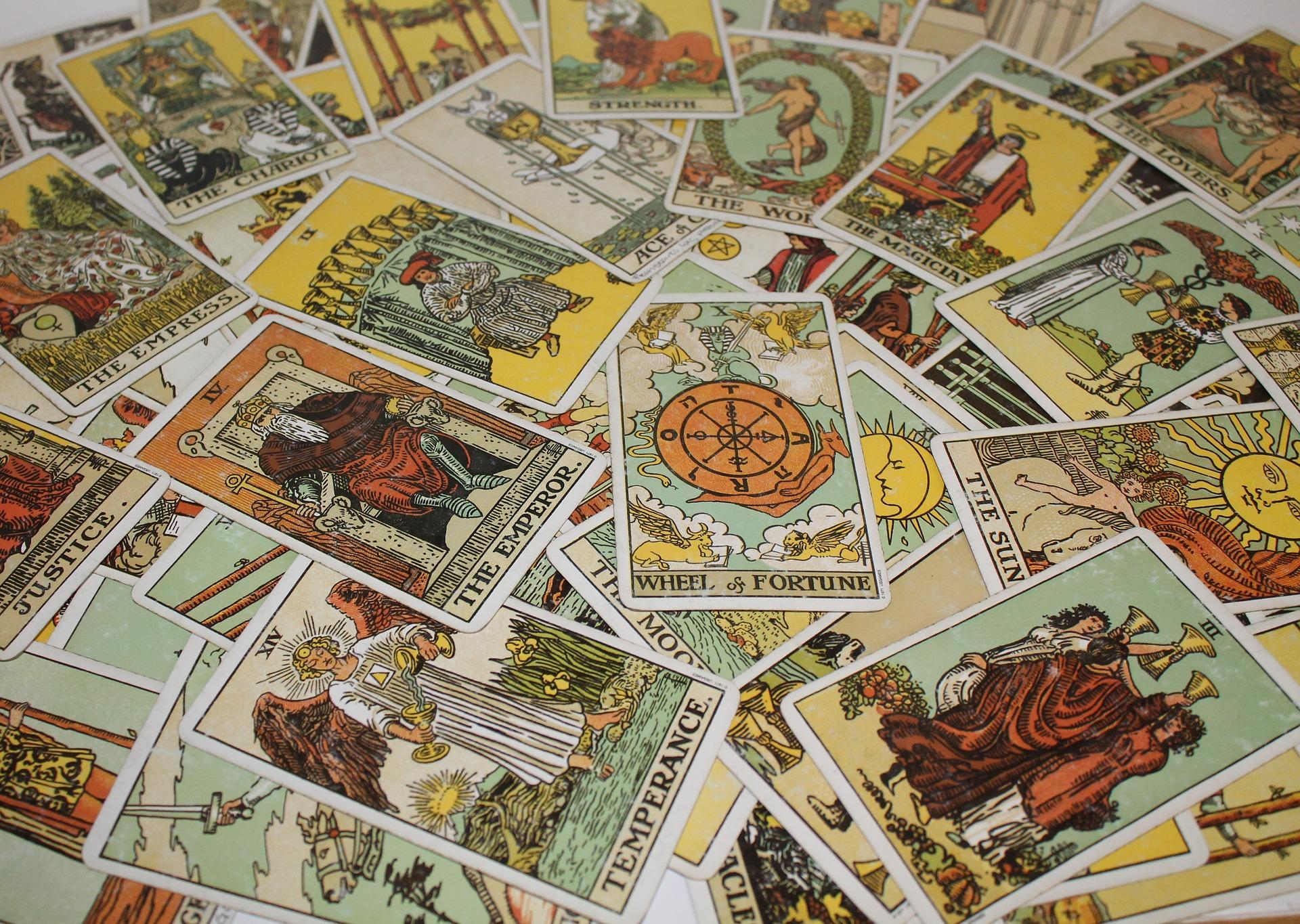 Самые известные гадальные карты