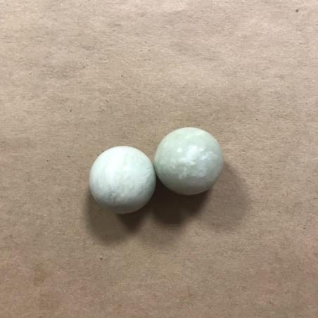 Массажер из нефрита шары Баодин 38 мм