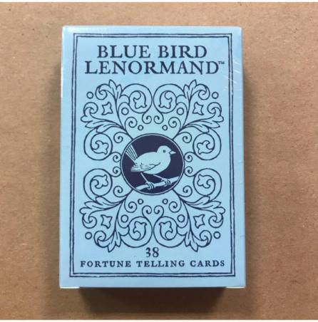 Оракул Ленорман Blue Bird Lenormand