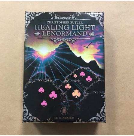 Оракул Ленорман Healing Light Lenormand