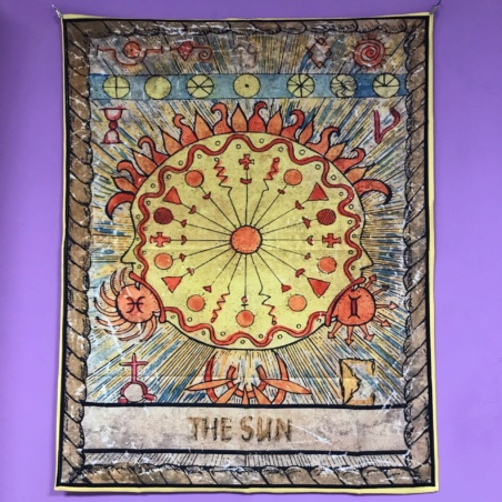 Гобелен Таро The Sun