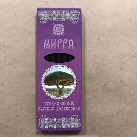Благовония русские Мирра