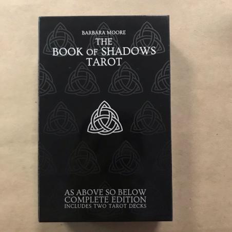 The Book of Shadows Tarot УЦЕНЕННЫЙ ТОВАР причина в описании
