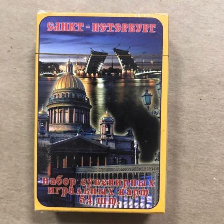 Игральные карты Санкт-Петербург