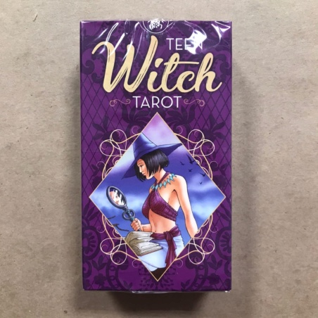 Таро Юных Ведьм (на англ. яз.)