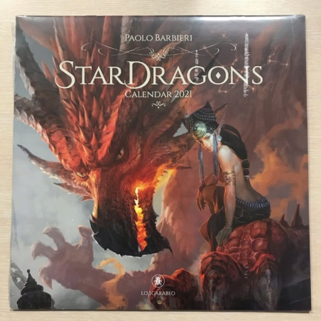 Календарь Stardragons на 2021 год