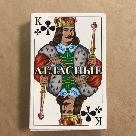 Игральные карты Атласные 54 листа
