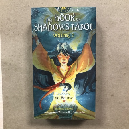 Таро Книга теней том 2 «Как внизу»