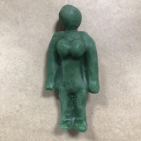 Вольт восковой женский зеленый