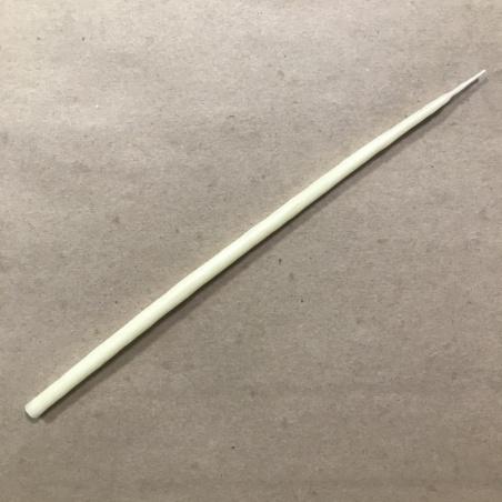 Свеча тонкая 22 см парафин