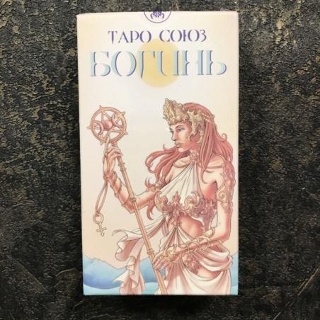 Таро Союз Богинь (производство Италия)