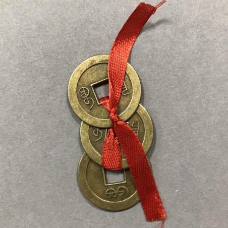 Связка из монет 3 шт. по 2,5 см