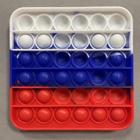 Игрушка антистресс Pop It (Поп Ит) Флаг России
