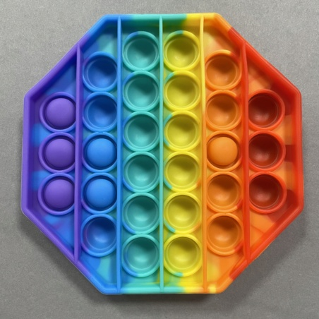 Игрушка антистресс Pop It (Поп Ит) Восьмиугольник