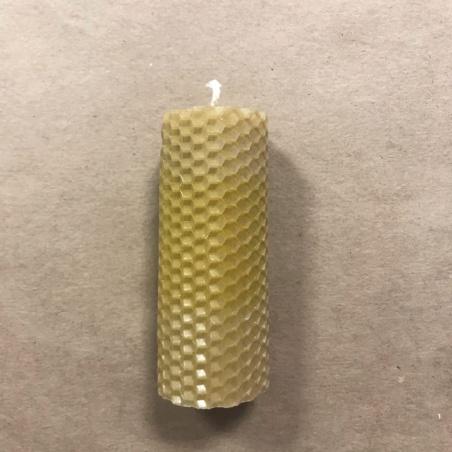 Свеча вощинная медовая