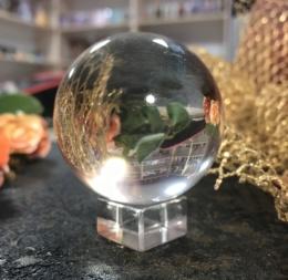 Стеклянный шар d-5 см