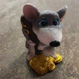 Сувенир денежная крыса