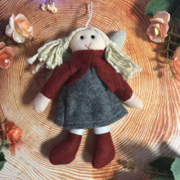 Игрушка кукла интерьерная