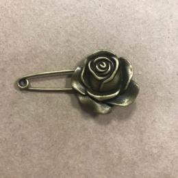 Булавка от сглаза Роза