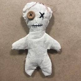 Кукла Вуду ручной работы