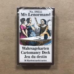 Гадальные карты Мадам Ленорман