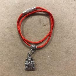 Оберег Красная нить Хотей (браслет)