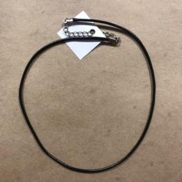 Шнурок для подвески или амулета тонкий
