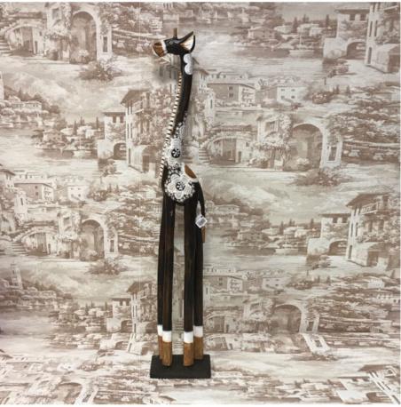 Жираф резной из Индонезии 100 см