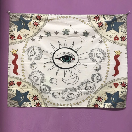 Гобелен эзотерический Очи Высших Сил